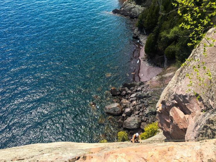 Palisade Head Climbing