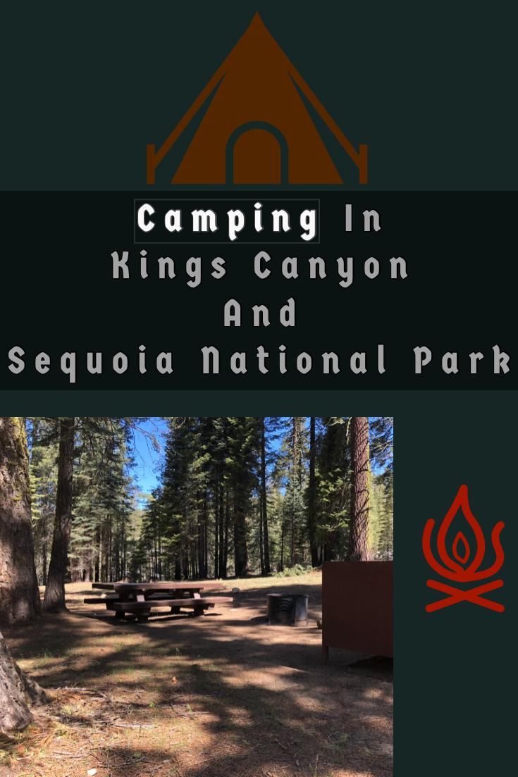 camping sequoia