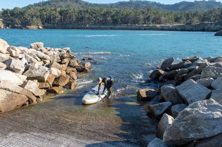 Paddle Board California