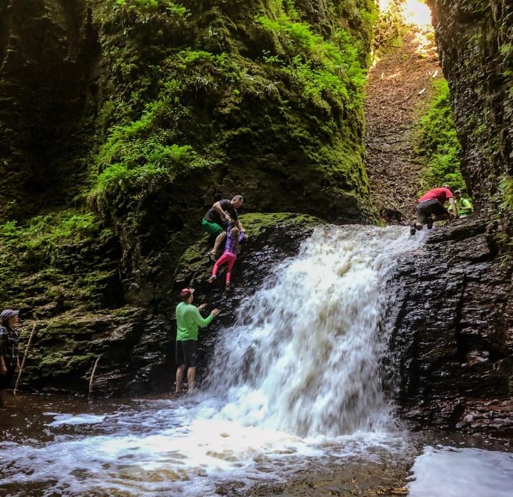 Kadence River Hike