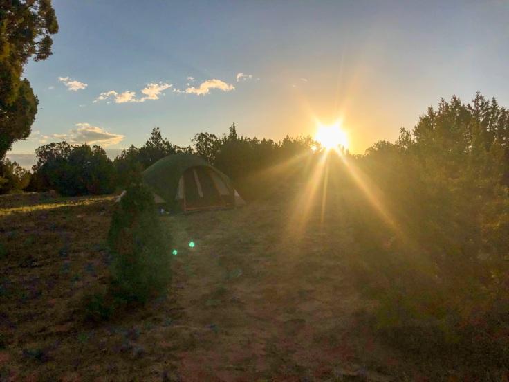 Camping Escalante