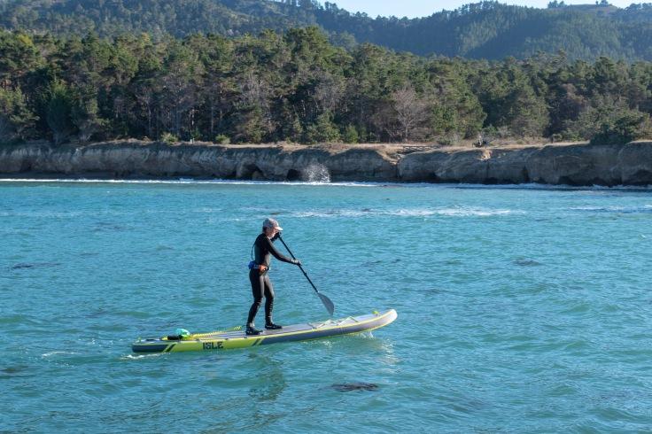 Paddle Board Coast