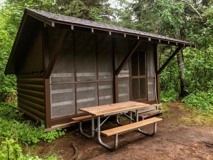 Camping Isle Royale